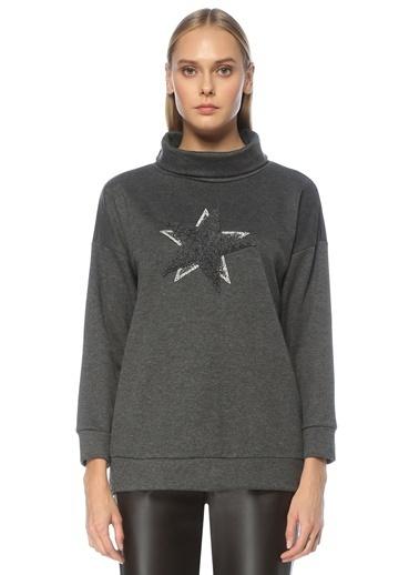 Beymen Club Sweatshirt Antrasit